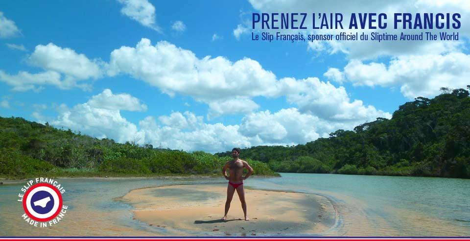 Publicité Le Slip Français