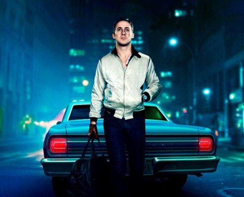 Ryan Gosling dans Drive